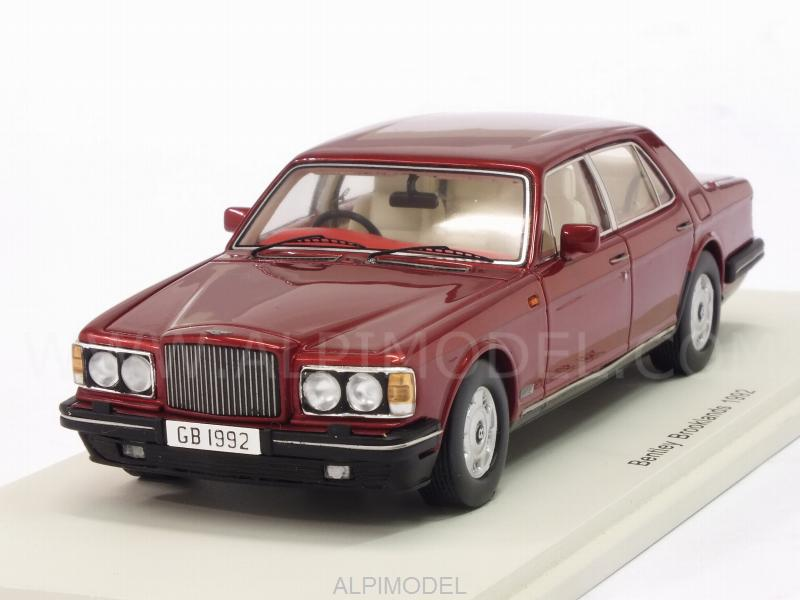 Bentley Brooklands 1992 (Dark Red) by spark-model