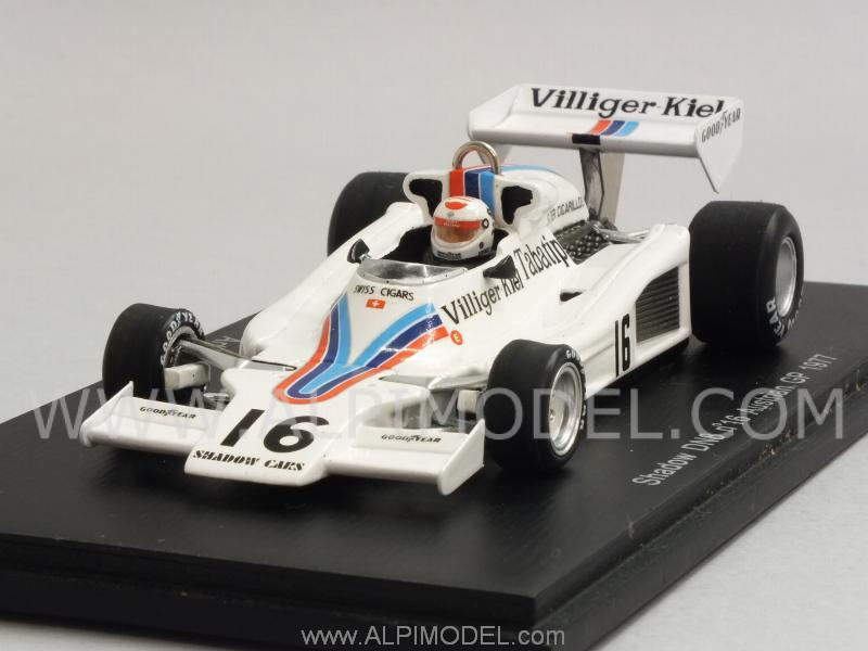 Shadow DN8 #16 GP Austria 1977 Arturo Merzario by spark-model