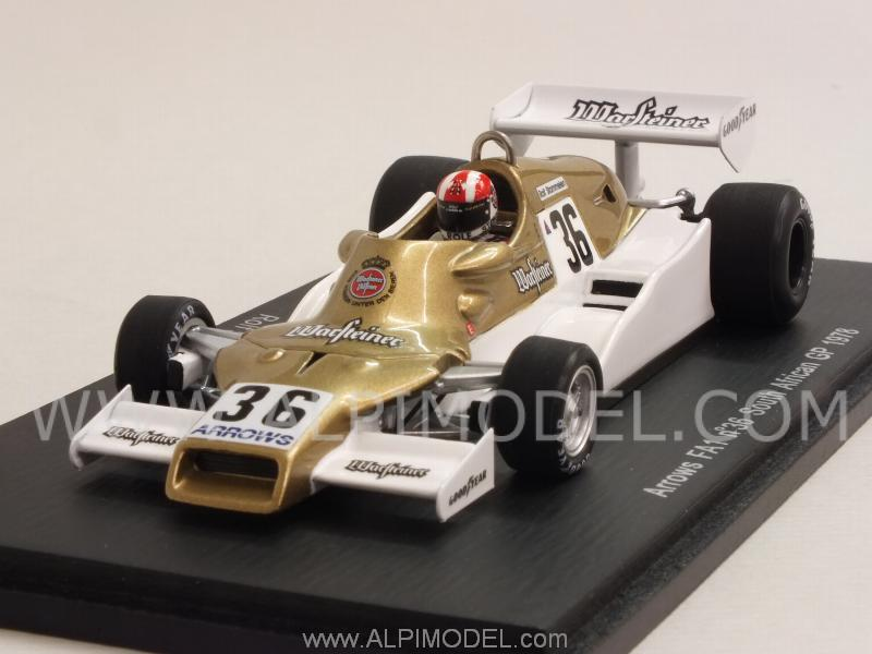 Arrows FA1 #36 GP South Africa  1978 Rolf Stommelen by spark-model