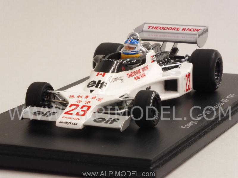 Ensign N177 #23 GP Canada 1977 Patrick Tambay by spark-model
