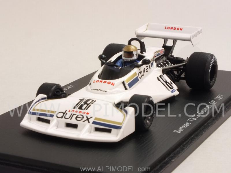 Surtees TS19 #18 GP Germany 1977 Vern Schuppan by spark-model
