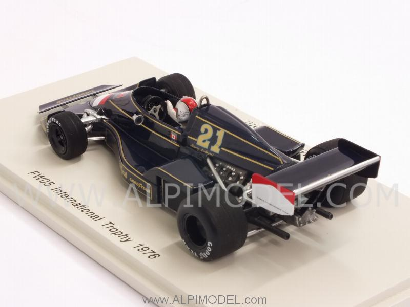 Williams FW05 Wolf #21 International Trophy 1976 #21 Mario Andretti - spark-model