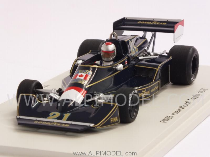 Williams FW05 Wolf #21 International Trophy 1976 #21 Mario Andretti by spark-model
