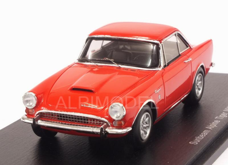 Sunbeam Alpine Tiger MkII 1967 (Red) by spark-model