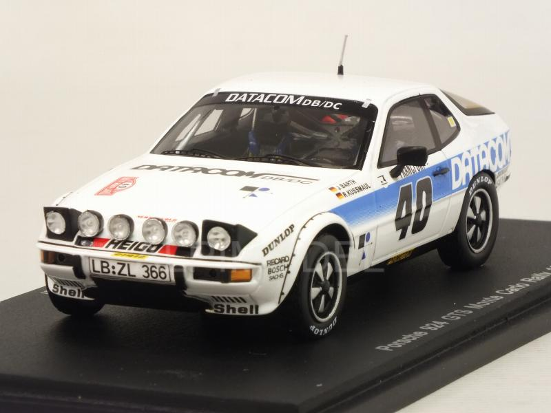 Porsche 924 GTS #40 Rally Monte Carlo 1979 Barth - Kussmaul by spark-model