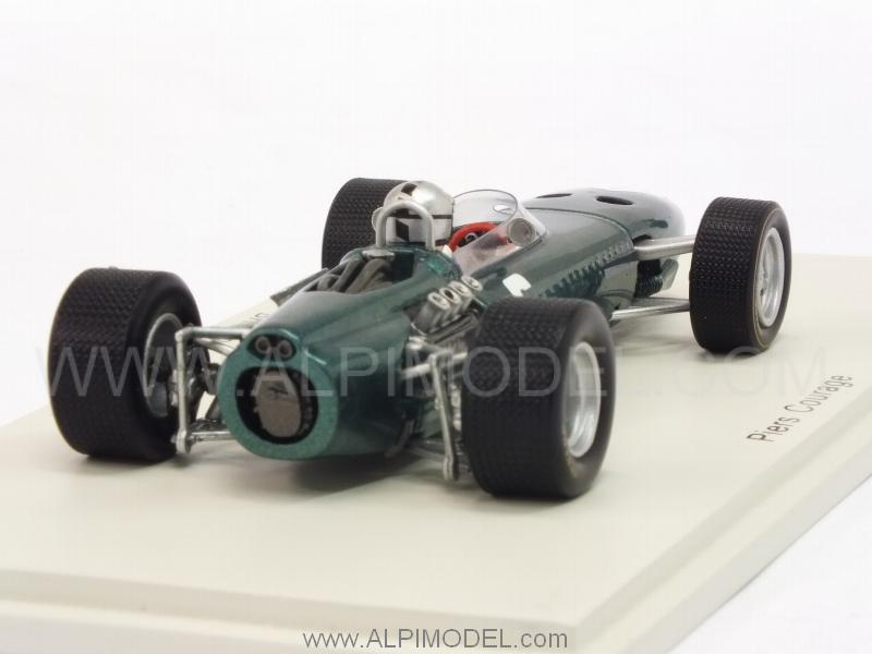 BRM P261 #6 GP Monaco 1967 Piers.Courage - spark-model
