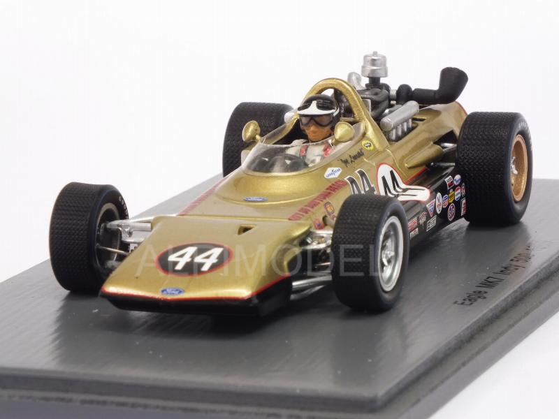 Eagle Mk7 #44 Indy 500 1969 Jo Leonard by spark-model