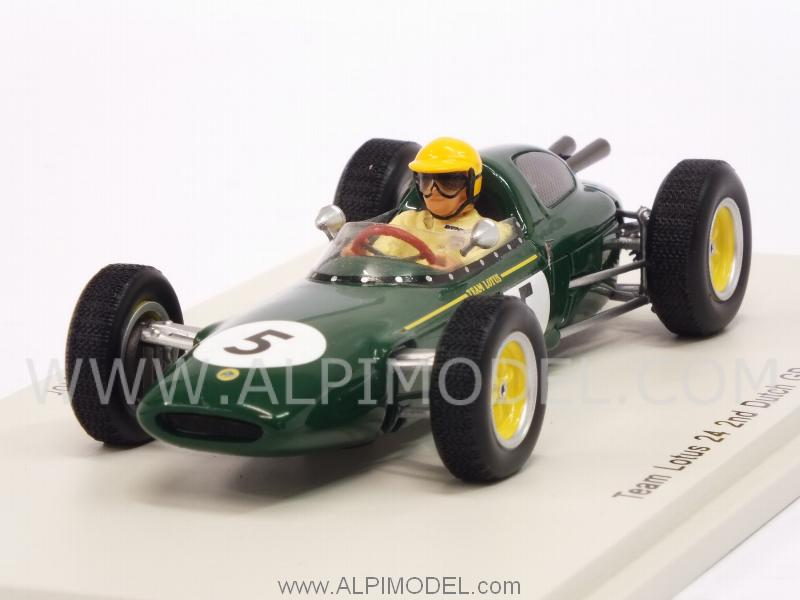 Lotus 24 #5 GP Netherlands 1962 T.Taylor by spark-model