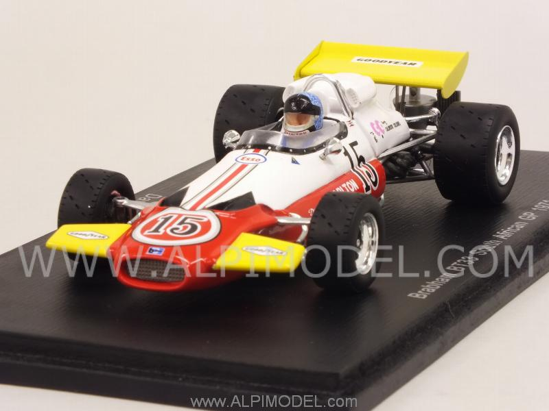 Brabham BT33 #15 GP South Africa 1971 Dave Charlton by spark-model