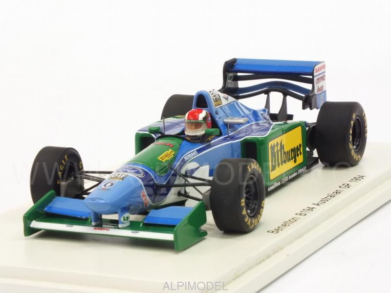 Benetton B194 #6 GP Australia 1994 Johnny Herbert by spark-model