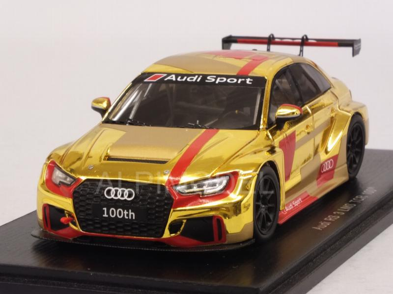 Audi RS3 LMS TCR 100 by spark-model