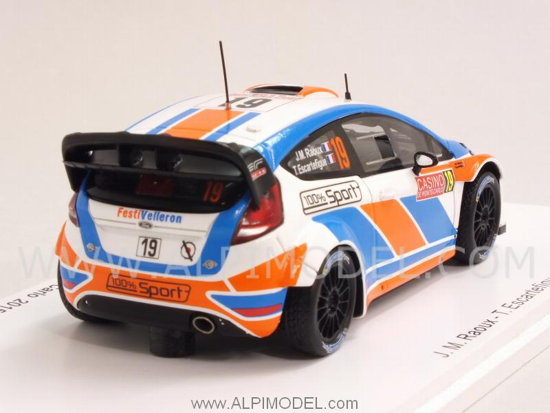 Ford Fiesta WRC #19 Rally Monte Carlo 2015 Raoux - Escartefigue - spark-model