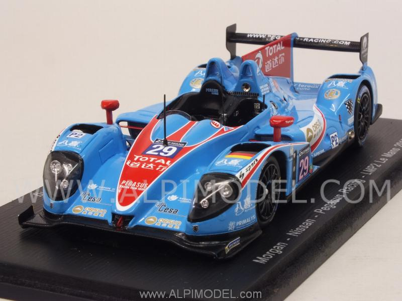 Morgan-Nissan #29 Le Mans 2015 Roussel - Ho Pin Tung -Cheng by spark-model