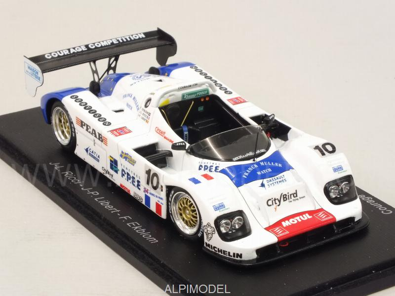 Courage C36 #10 Le Mans 1997 Ricci - Libert -Ekblom - spark-model