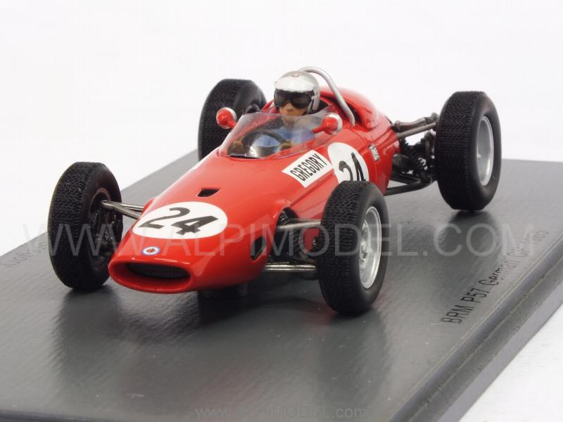 BRM P57 #24 GP Germany 1965 Masten Gregory by spark-model