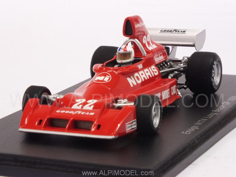 Ensign N174 #22 GP Long Beach USA 1976 Chris Amon by spark-model
