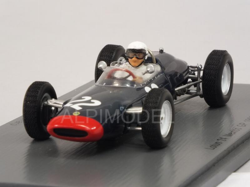 Lotus 24 #22 GP Mexico 1963 Hap Sharp by spark-model