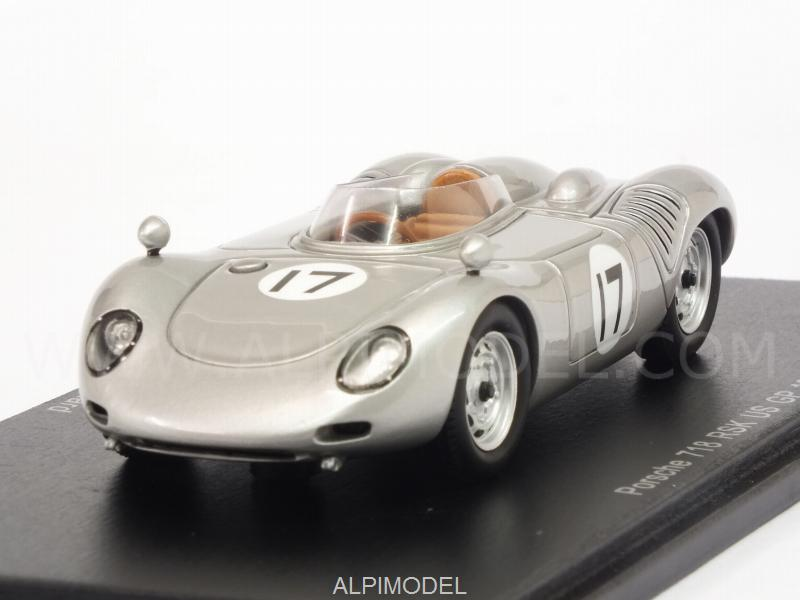 Porsche 718 RSK #17 GP USA 1959 Harry Blanchard by spark-model