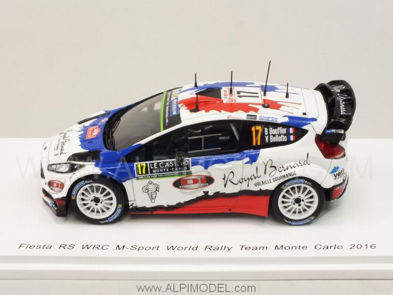 Ford Fiesta RS WRC #17 Rally Monte Carlo 2020 Bouffier - Bellotto by ...