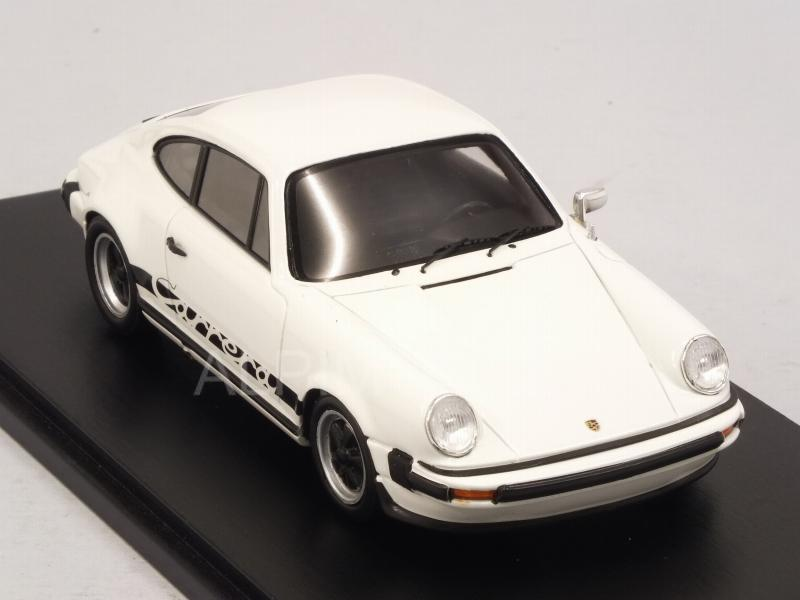 Porsche 911 Carrera 2.7 1974 (White) - spark-model