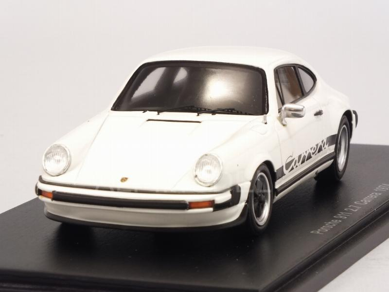 Porsche 911 Carrera 2.7 1974 (White) by spark-model