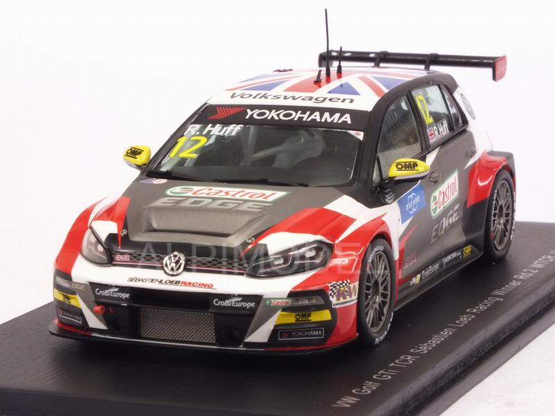 Volkswagen Golf GTI TCR #12 Winner Rd.2 WTCR Hungary 2018 Rob Huff by spark-model