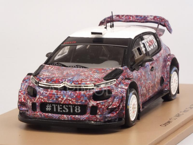 Citroen C3 WRC Test Car 2017 by spark-model