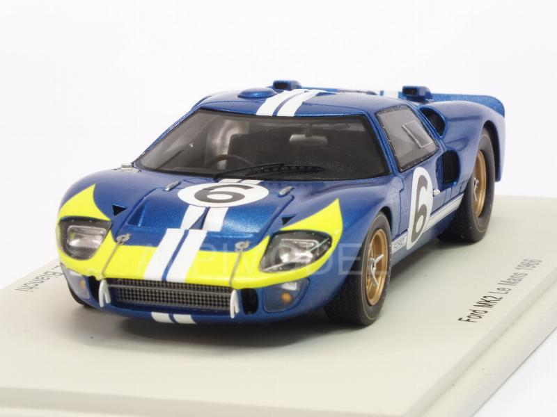 Ford Mk2 #6 Le Mans 1966 Andretti - Banchi by spark-model