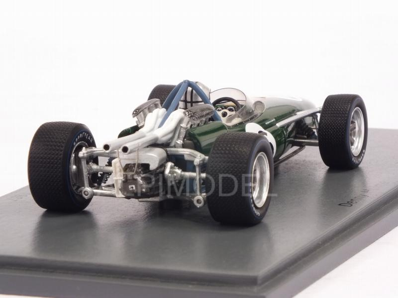 Brabham BT19 #26 GP Belgium 1967 World Champion Denny Hulme - spark-model