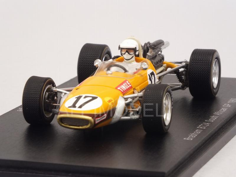 Brabham BT24 #17 GP South Africa 1969 Sam Tingle by spark-model