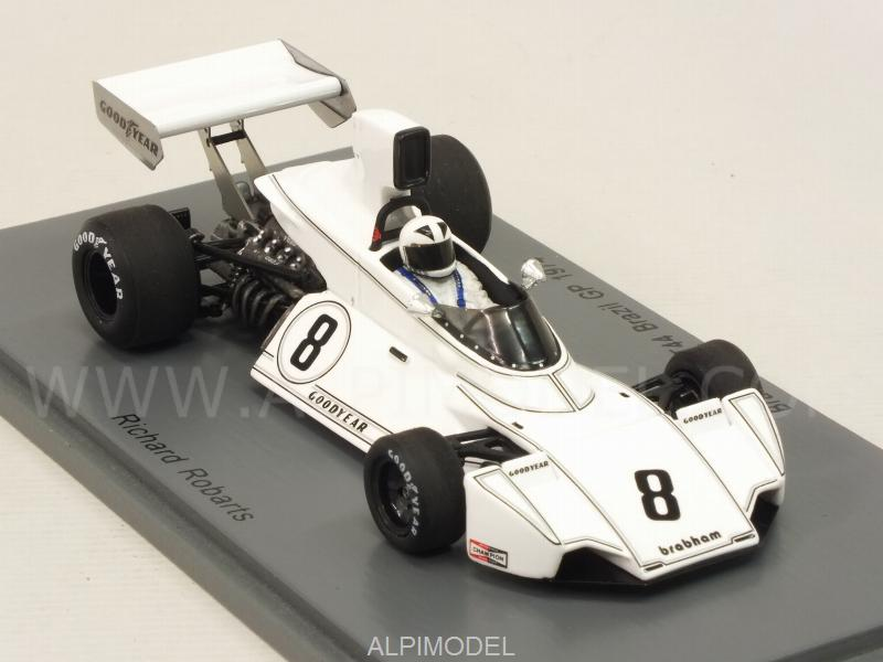 Brabham BT44 #8 GP Brasil 1974 Richard Robarts - spark-model