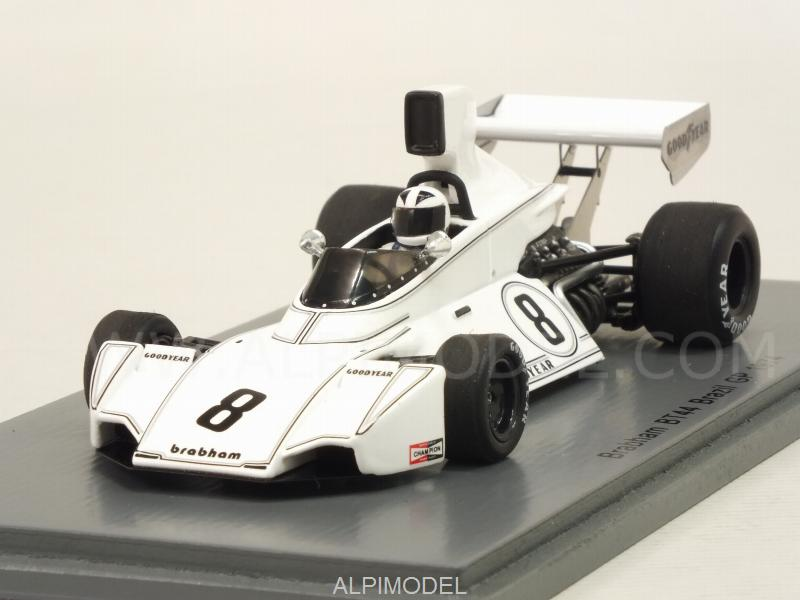 Brabham BT44 #8 GP Brasil 1974 Richard Robarts by spark-model