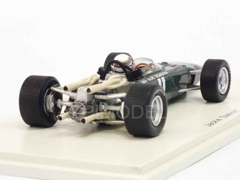 BRM P115 #11 GP Germany 1967 Jackie Stewart - spark-model