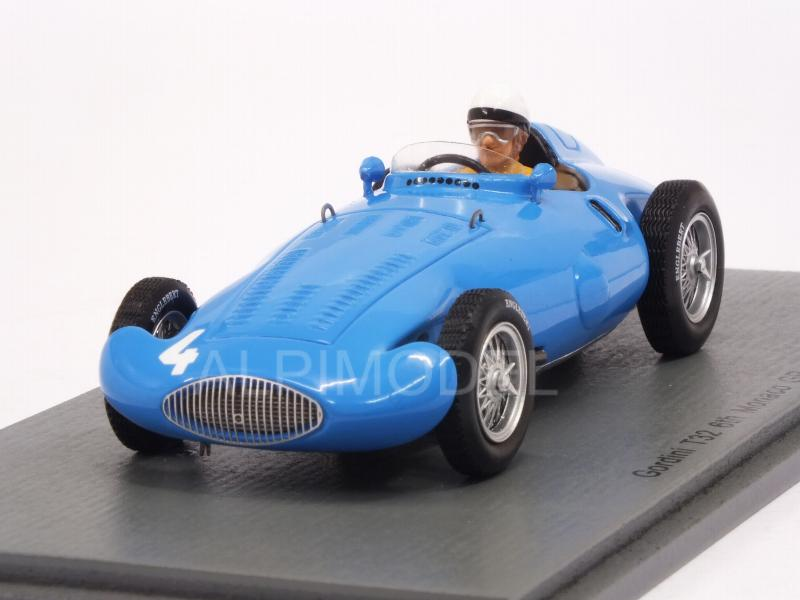 Gordini T32 #4 GP Monaco 1956 Andre Pilette by spark-model
