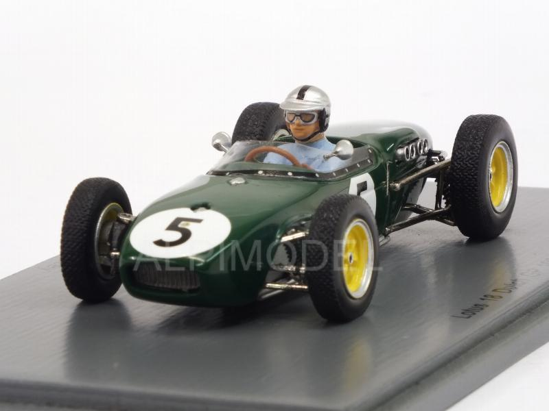 Lotus 18 #5 GP Netherlands 1960 Alan Stacey by spark-model