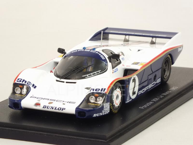 Porsche 956 #2 Le Mans 1983 Mass - Bellof by spark-model
