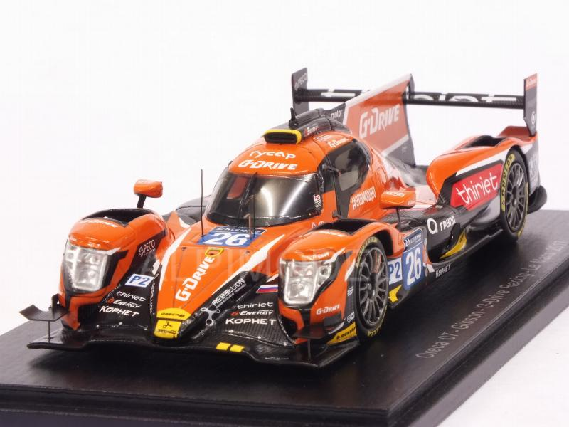 Oreca 07 Gibson #26 Le Mans 2017 Rusinov - Thiriet -  Lynn by spark-model