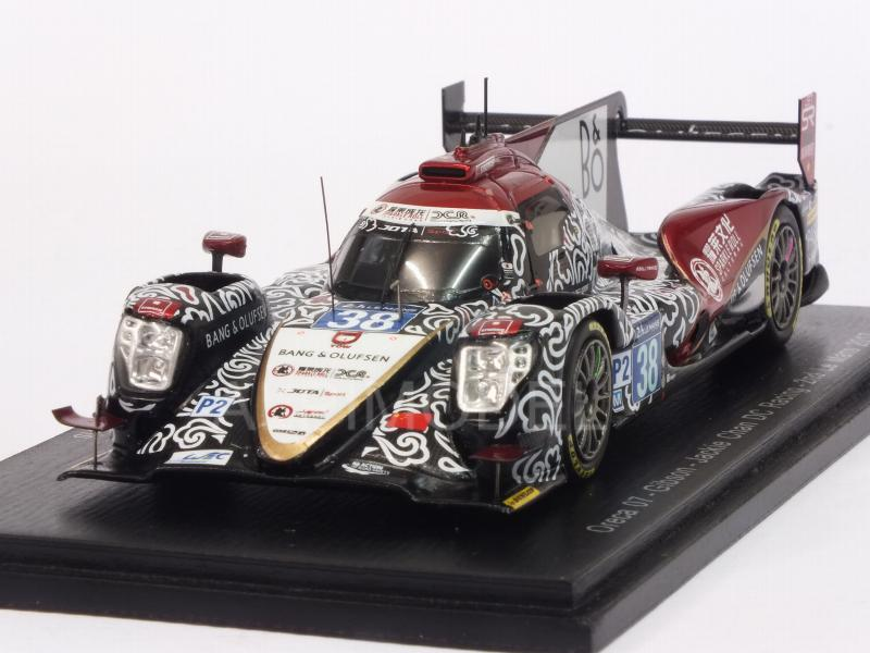 Oreca 07 Gibson #38 2nd Le Mans 2017 Class Winner - Tung - Laurent - Jarvis by spark-model
