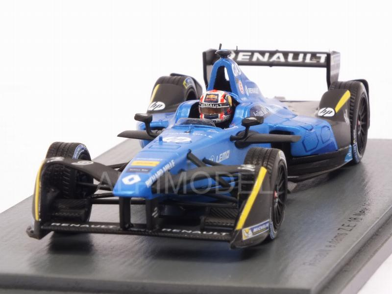 Renault E.Dams #9 New York Formula E 2016-17 Pierre Gasly by spark-model