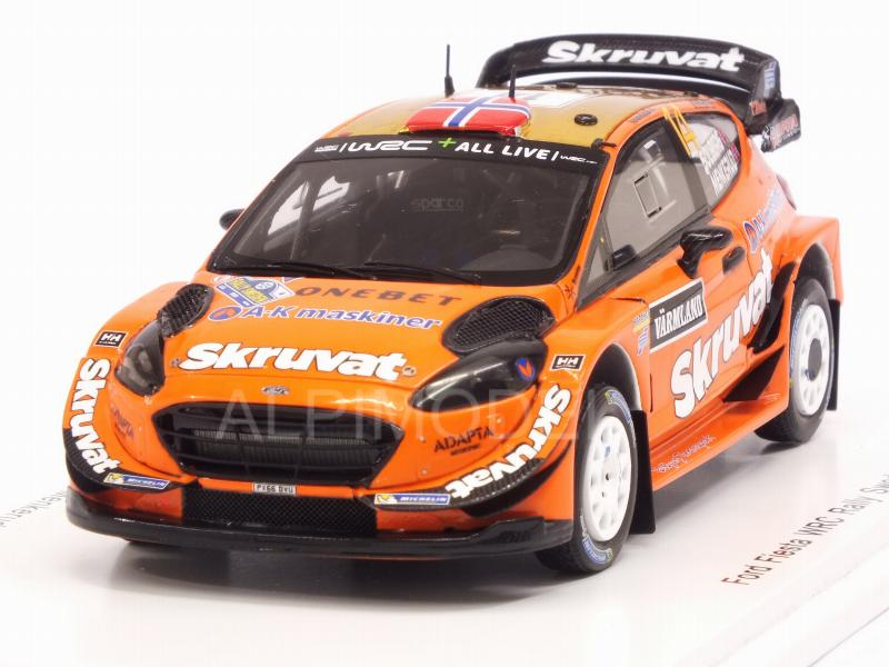 Ford Fiesta R5 #14 Rally Sweden 2018 Solberg - Menkerud by spark-model