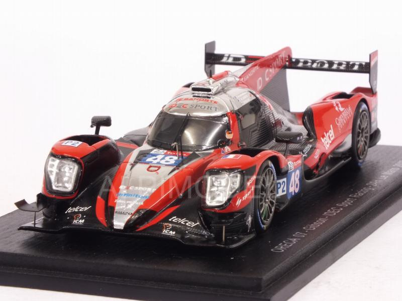Oreca 07 Gibson #48 Le Mans 2018 Lafargue - Chatin - Rojas by spark-model