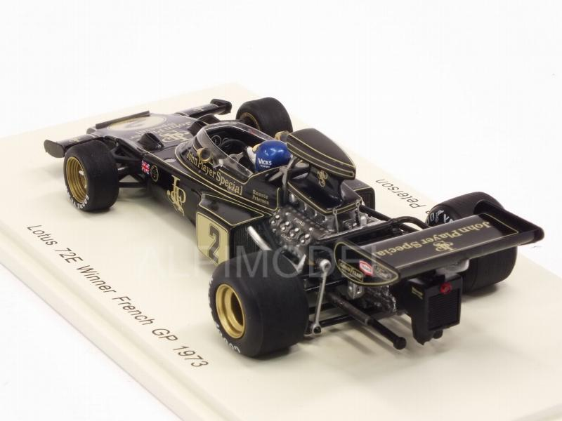 Lotus 72E #2 Winner GP France 1973 Ronnie Peterson - spark-model