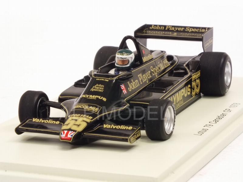 Lotus 79 #55 GP Canada 1978 Jean-Pierre Jarier by spark-model
