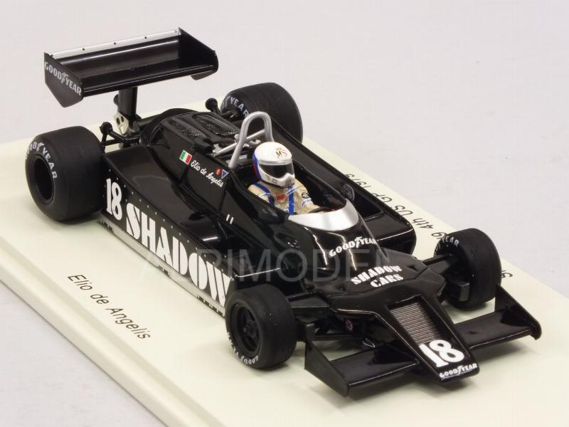 Shadow DN9 #18 GP USA 1979 Elio De Angelis - spark-model