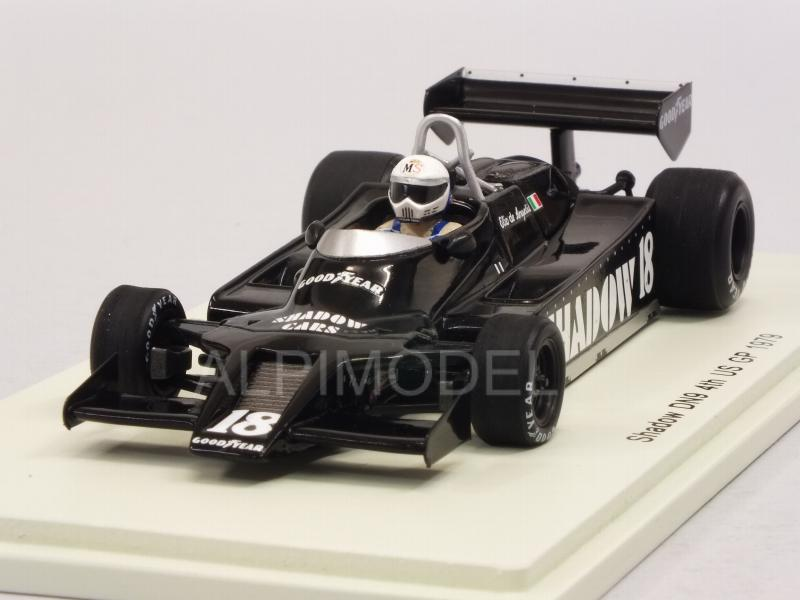Shadow DN9 #18 GP USA 1979 Elio De Angelis by spark-model