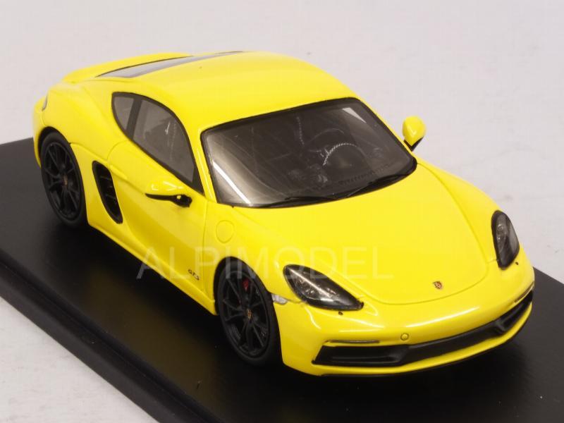 Porsche 718 Cayman Gts Coupe 2018 SPARK 1:43 S7618
