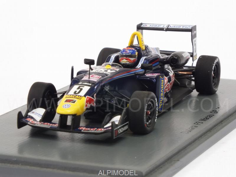 Dallara F3 #5 GP Macau 2014 Max.Verstappen by spark-model