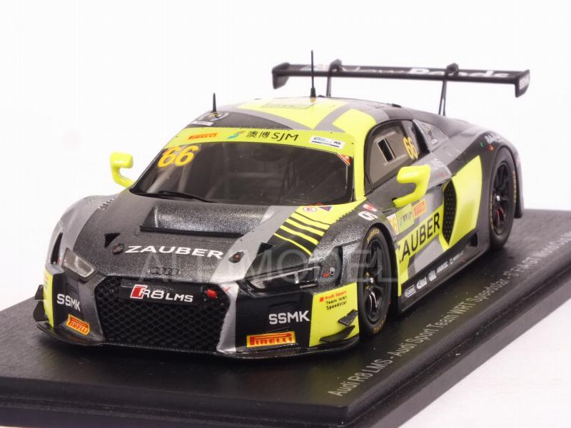 Audi R8 LMS #66 FIA GT World Cup Macau 2018 Robin Frijns by spark-model