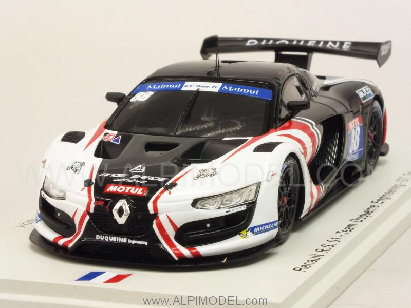 Renault RS01 #88 GT Tour 2015 Barde - Clement - Lorgere _ Roux by spark-model