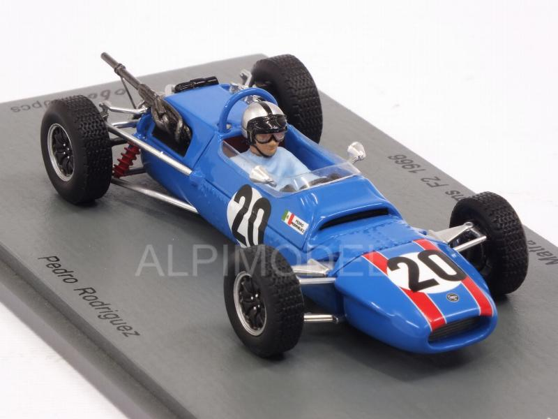 Matra MS5 #20 Reims F2 1966 Pedro Rodriguez - spark-model